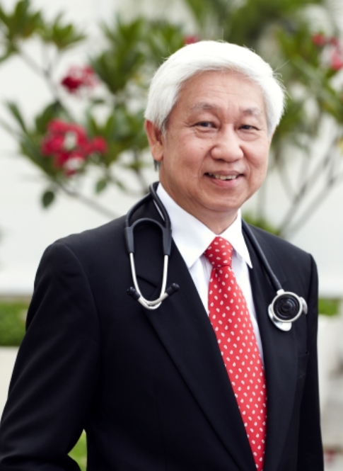 Dr. Peter Yan